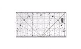 SZABLON OLFA / 15X30CM / Z PLEXI, MQR-15X30